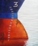 """""""Liten bulb"""", olja på duk, 1998"""