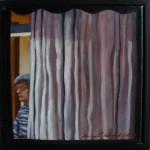 """Altorp 6"", olja på duk, 20 x 20 cm, 2007"
